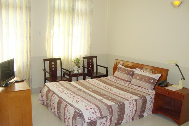 Phòng 01 giường đôi